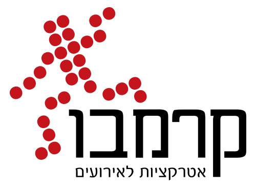 logo krembo - מתנפח הפל אותי