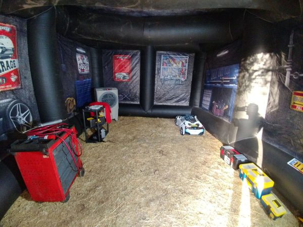 חדר בריחה המוסך4 600x450 - חדר בריחה לאירועים