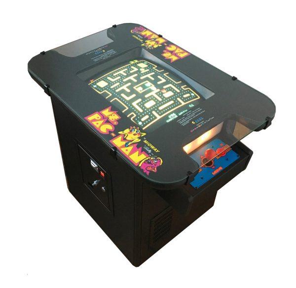 מכונת משחק פאקמן 600x583 - מכונת משחק פאק-מן