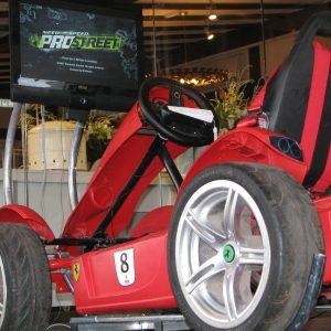 סימולאטור פרארי 300x300 - סימולאטור מכוניות פרארי