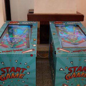 פליפרים 300x300 - מכונת משחק פליפר / פינבול