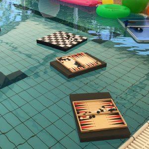 משחקים לבריכה