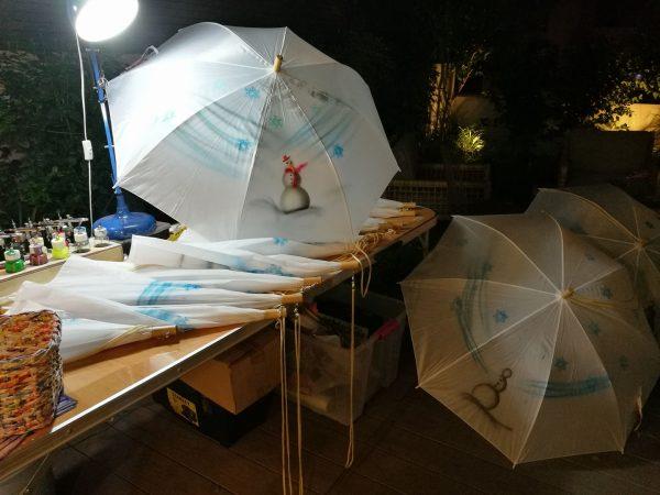 אייר בראש מטריות 1 600x450 - גרפיטי על מטריות