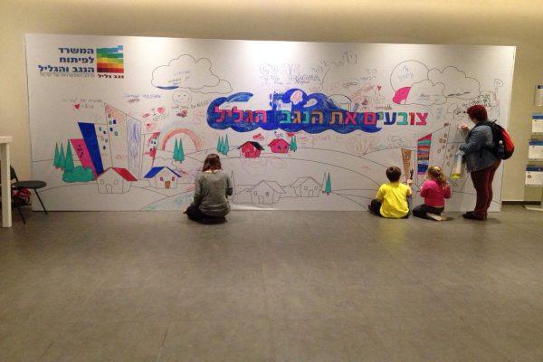 קיר ציור ענק 600x400 - קיר גרפיטי ברכות