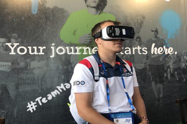 משקפי מציאות מדומה מסע 2 600x400 - רכבת הלידים VR