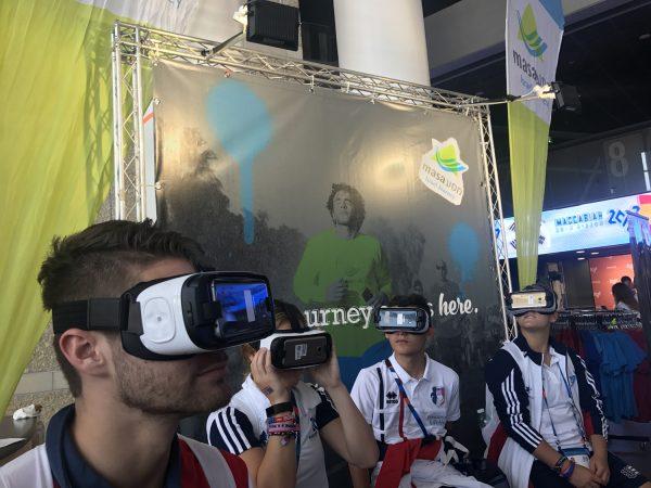 משקפי מציאת מדומה פרוייקט מסע 600x450 - רכבת הלידים VR